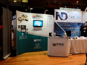 PNG Digital's IsoFrame system